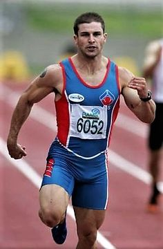 Sports Mix, Lycra Men, Human Poses Reference, Sport Body, Men In Uniform, Sports Pictures, Male Physique, Track And Field, Mens Fitness