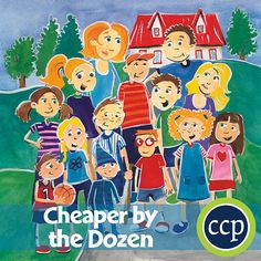 Cheaper by the dozen book essay