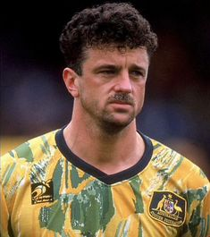 "Ray Gatt writes that Graham Arnold needs to be given a ""fair go"" as Socceroos coach, in response to social media vitriol about him. Arnie is pictured here in Socceroos gear, circa 1993. 10.03.18"