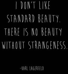 Thank you Karl! And also to my fave poet Edgar Allan Poe who also believes in beauty that is strange and rare.