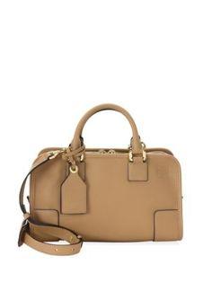 LOEWE . #loewe #bags #shoulder bags #hand bags #lining #satchel #suede #