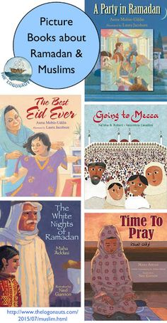 More Great Picture Books about Ramadan and Muslim Culture | The Logonauts
