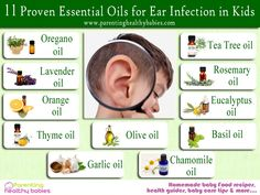 Children suffer from earache for a variety of reasons, such as injury and infection. Here are some proven essential oils for ear infection in children