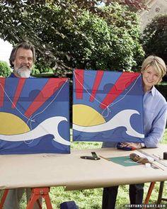 Make a Kite | Martha Stewart