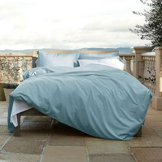 Oxygen Bedding Duvet Cover and Sham   The Company Store