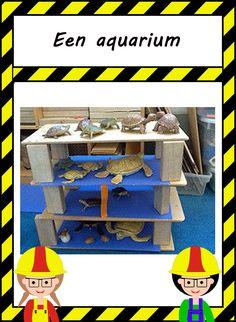 De bouwhoek: Bouwinspiratie Kindergarten, School, Building, Animals, Inspiration, Animales, Biblical Inspiration, Animaux, Buildings