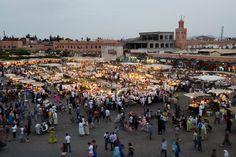 Fna El Jemma -  Marrakech