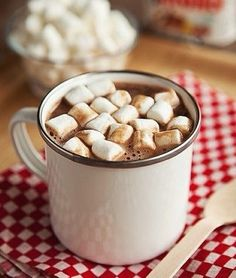 кофе с зефтрками