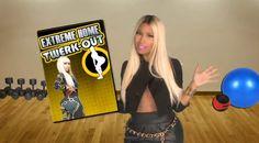 Nicki Minaj releases new Twerk DVD. Want a Booty like Nicki? Watch This