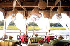 Boone Hall Plantation Cotton Dock @Ladislav MATEJ Lipavský Events http://duvallevents.com/