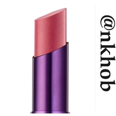 Urban Decay Lipstick Urban Decay Revolution lipstick Lovelight is the name!  Never opened! BNIB Urban Decay Makeup Lipstick