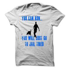 YOU CAN RUN T-Shirts, Hoodies. Get It Now ==► https://www.sunfrog.com/Political/YOU-CAN-RUN.html?id=41382