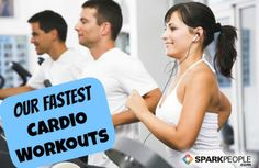Our Fastest #Cardio Workouts: Not enough time in your day to get a full workout in? No problem! Most of these workouts take just 10 minutes! | via @SparkPeople