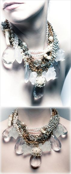 Visage Minceur Made in Korea Princess Cut Gem Chaîne Longue Argent sterling Boucles d/'oreilles