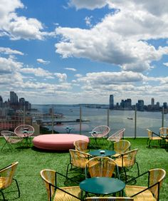 12 NYC Rooftops That Take Drinking And Dining To New Heights