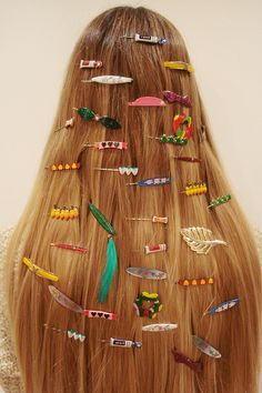 hair pin party #flashesofdelight