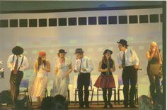 Apresentações teatrais sob medida em Congressos. Congresso da ABRH.