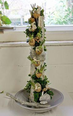 Holen Sie den Frühling in Ihr Haus mit diesen 12 tollen Osterideen aus Holz. - Seite 2 von 12 - DIY Bastelideen