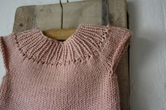 Ravelry: ittybitty's little pink top