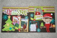 Elf on the Shelf - Scrapbook.com