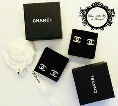 Chanel cc earrings  Ready stocks!