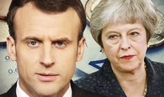 Brexit news: Major insurance firm moves from UK to France after Macron charms big business | Politics | News