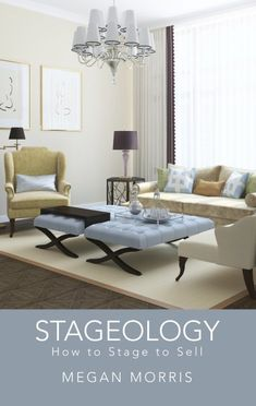 5 Staging Tips That Will Help Buyers Imagine Themselves Living There | HomeandEventStyling.com