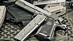 Colt 1911 Wallpaper - Rgrips.com
