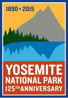 125 Years of Yosemite National Park (USA)