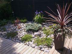 Kiviä Terrace Ideas, Helsinki, Garden Planning, Garden Design, Rocks, Gardening, Dreams, Plants, Diy