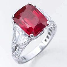 Ruby ring sells for $8+ million