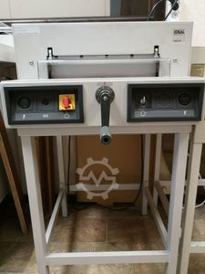 ▷ Used Ideal Guillotine for sale - Machineseeker Drilling Machine, Welding Machine, Paper Cutting Machine, Band Saw Blade, Combustion Chamber, Angle Grinder, Iphone Cases, Home Decor, Decoration Home
