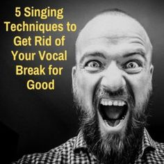 Vocal Break: 5 Singing Techniques To Get Rid Of It For Good - Musicaroo Vocal Lessons, Singing Lessons, Singing Tips, Music Lessons, Art Lessons, Piano Lessons, Singing Exercises, Vocal Exercises, Singing Techniques