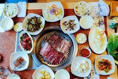 Suwon Hwaseong Fortress 수원 화성  -  An Unesco Heritage Sites Yeonpo Galbi