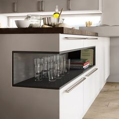 99 Functional and Modern Kitchen Island Design Ideas - Modern Kitchen Furniture, Modern Kitchen Island, Kitchen Islands, Kitchen Cabinets Pictures, Modern Kitchen Cabinets, Kitchen Design Open, Kitchen Cabinet Design, Kitchen Designs, Kitchen Ideas