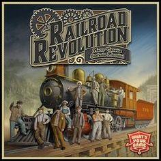 Railroad Revolution | Board Game | BoardGameGeek