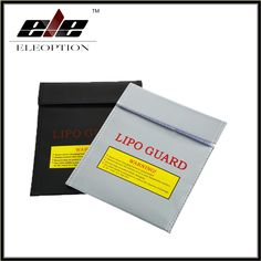 Fireproof RC LiPo Battery Safety Bag Safe Guard Charge Sack 18*23 cm for RC Quadcopter Battery Bag