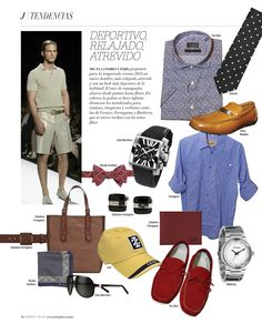 Deportivo, relajado y atrevido - Revista J  #summer  #loveit #fashionnews #fashiontips #shopping