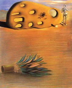 Salvador Dali: Oedipus Complex
