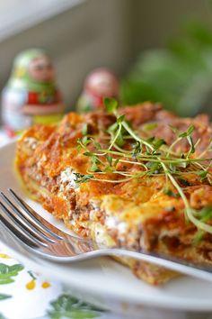 Pasta, Koti, Ethnic Recipes, Drinks, Diy, Crafts, Lasagna, Drinking, Beverages