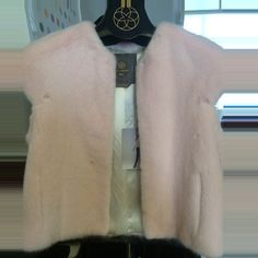 The Christine gilet - chic option for Spring @harrods @matchesfashion @josephfashion @saks @stylebop @barneysnyofficial @neimanmarcus #mink #chic #fur #gilet #stylist #fashionblogger #SS15