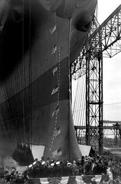 Newport News' last battleship marked the end of an era. With pix. http://bit.ly/1X2QkVp -- Mark St. John Erickson