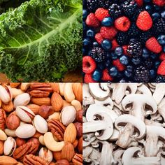 Top 12 Cancer-Fighting Foods by @draxe