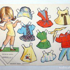 Paper Dolls Printable, Astro, Fun Crafts, Nostalgia, Decoupage, Pattern, Fabric, Main Street, Trading Cards