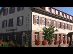 Klosterpost - Maulbronn - Visit http://germanhotelstv.com/klosterpost Come and visit this hotel set in a listed building in the town of Maulbronn where you will find an impressive enclosed monastery complex. -http://youtu.be/JyYrEL9eelY
