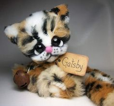 Gatsby by By Michelle Nunnery | Bear Pile  OMG....Love it