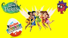 Kinder Surprise Eggs Disney Fairies Magic Kinder Smeshariki Luntik Toys ...