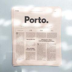 Porto Newspaper