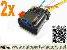 98a17788a9155a9a2d5d64a58adaf450 long yue alternator repair harness pigtail for ford f250 f350 White F350 6.4 at gsmx.co