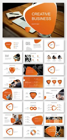 Annual Report Creative Business Presentation Template – Original and high quality PowerPoint Templates d Simple Powerpoint Templates, Professional Powerpoint Templates, Creative Powerpoint, Ppt Template, Sales Presentation, Business Presentation Templates, Presentation Design, Web Design, Plan Design
